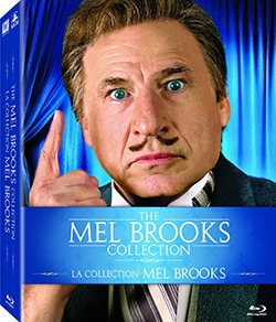 The Mel Brooks Collection (Blu-ray Disc) 8921904