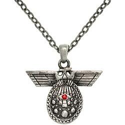 CGC Pewter Unisex 'Deity of Intelligence' Necklace
