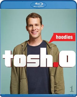 Tosh.0: Hoodies (Blu-ray Disc) 8923902