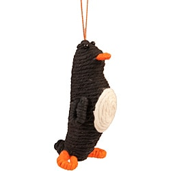 Yarn Penguin Ornament (Colombia)