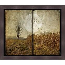Dawne Polis 'Al's Tree' Framed Print 8936418