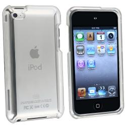INSTEN Clear Snap-on Crystal iPod Case Cover for Apple iPod Touch 4th Generation