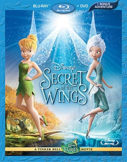 Secret of the Wings (Blu-ray/DVD) 8938467