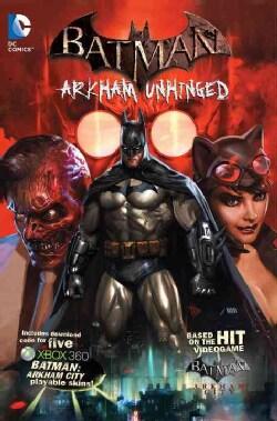 Batman Arkham Unhinged 1 (Hardcover) 8942047