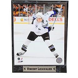 Tampa Bay Lightning Vincent LeCavalier Stat Plaque