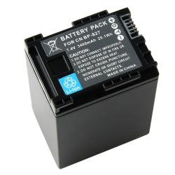 INSTEN Compatible Decoded Li-ion Battery for Canon BP-827