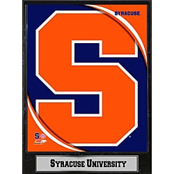 Syracuse University 2011 Logo Plaque