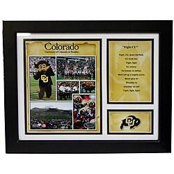 University of Colorado Deluxe Stat Frame 8947638