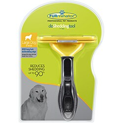 Furminator Large Dog Long Hair Deshedding Tool