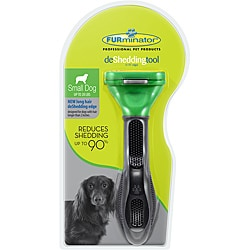 Furminator Small Dog Long Hair Deshedding Tool