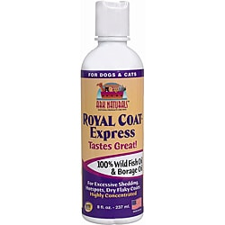 Ark Naturals Royal Coat Express Concentrated Omega Oils for Dogs and Cats
