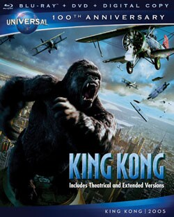 King Kong (2005) (Blu-ray) 8949840