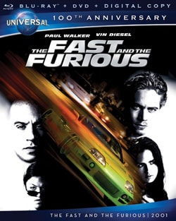 The Fast and the Furious (Blu-ray/DVD) 8949841