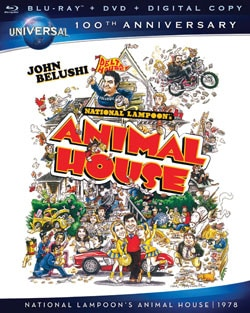 National Lampoon's Animal House (Blu-ray/DVD) 8949845