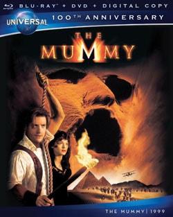The Mummy (Blu-ray/DVD) 8949846