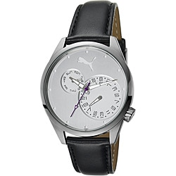 Puma Women's PU102452001 Silver Blink Multifunction Watch