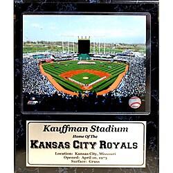 Kansas City Royals Kauffman Stadium Stat Plaque