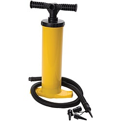 Watercraft Yellow Hand Pump