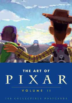 The Art of Pixar: 100 Collectible Postcards (Postcard book or pack) 8957913