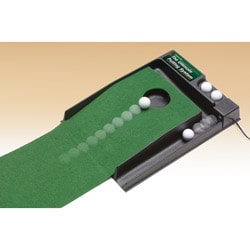 Ultimate Nine-foot Green Putting System with Automatic Return