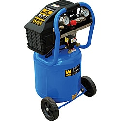 Wen 10 Gallon 2HP Vertical Tank Air Compressor