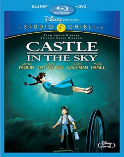 Castle in the Sky (Blu-ray/DVD) 8968704