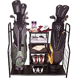 Metal Golf Bag Organizer