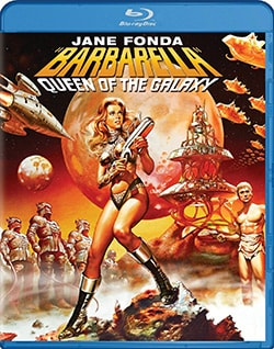 Barbarella (Blu-ray Disc) 8971217