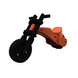 Ybike Orange Balance Bike