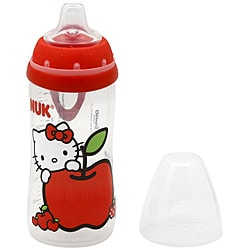 NUK Hello Kitty Silicone Spout 10-ounce Active Cup