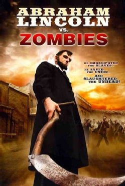 Abraham Lincoln Vs. Zombies (DVD) 8978835