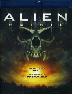 Alien Origin (Blu-ray Disc) 8978837