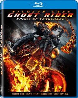 Ghost Rider: Spirit of Vengeance (Blu-ray Disc) 8982280