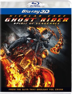 Ghost Rider Spirit of Vengeance 3D (Blu-ray Disc) 8982282