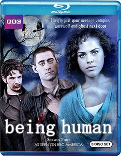 Being Human: Season 4 (Blu-ray Disc) 8987551