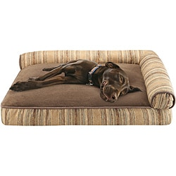 Soft Touch Large Right Angle Bolster Lounger - Elude