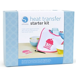 Silhouette Heat Transfer Starter Kit