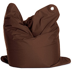 Sitting Bull Medium Bull Brown Bean Bag