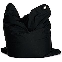 Sitting Bull Medium Bull Black Bean Bag Chair