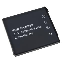 INSTEN Compatible Li-ion Battery for Casio NP-60