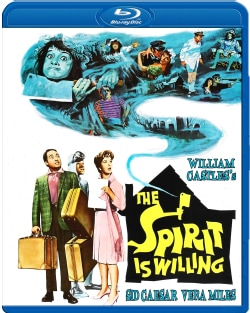 The Spirit Is Willing (Blu-ray Disc) 8995354