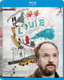 Louie: The Complete Second Season (Blu-ray Disc) 8996016