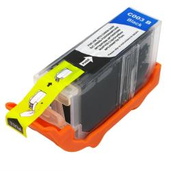 INSTEN Canon Compatible BCI-3eBK Black Ink Cartridge