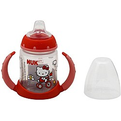 NUK Hello Kitty Silicone Spout 5-ounce Learner Cup 9000773
