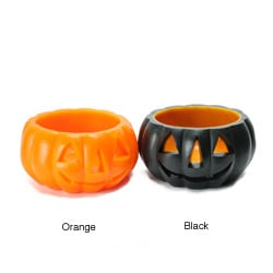 Halloween Pumpkin Candle Luminary
