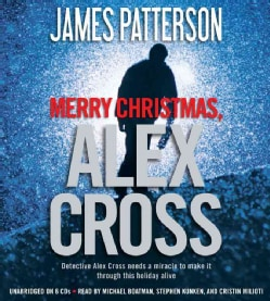 Merry Christmas, Alex Cross (CD-Audio)