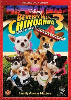 Beverly Hills Chihuahua 3 (Blu-ray/DVD) 9004789