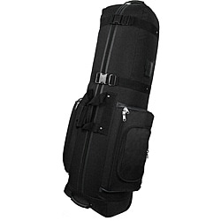 CaddyDaddy Constrictor II Black Durable Nylon Golf Travel Bag Cover