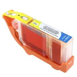 INSTEN Canon compatible CLI-8Y Yellow Ink Cartridge