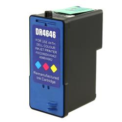 INSTEN Dell 5/ M4646 Color Ink Cartridge (Remanufactured)